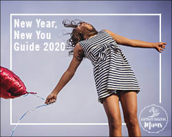 'New Year, New You' Guide 2020 Submission